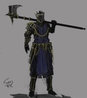 Royal Executioner by Halycon450