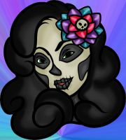 Day Of The Dead by crochetamommy
