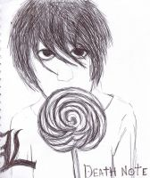 L the death note experience. by generichero