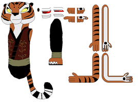 Tigress char builder by ggault