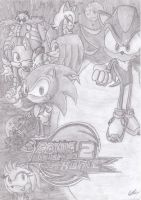 Sonic Adventure 2: Battle by EUAN-THE-ECHIDHOG