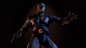 TC - Panthro 5 by paulrich