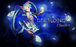 .: diamond cluster :. by Miky-Rei