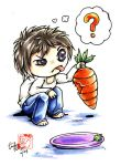 Fanart - L and Vegetables by fongmingyun