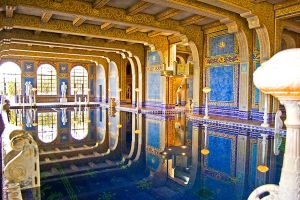 Hearst Castle Indoor Pool by ryanmclaughlin