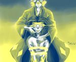 Laugh_and_mask_Bleach by SkivTheGreat
