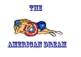 DSC- The American Dream by TheWiseWeirdProphet
