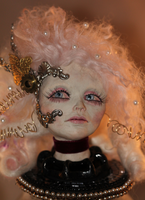 Blood Donor 1384 Closeup by LabyrinthCreations