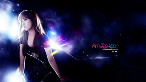 Kim Tae Yeon - SNSD - WP 39 by udooboo