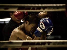 Muay Thai 02 Rework by InayatShah