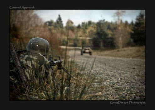 Covered Approach by GwagDesigns