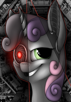 SweetieBot by wingedwolf94