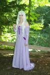 Lady Amalthea by AngelSamui