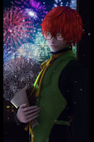 New Year. by Baka-chanLove