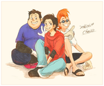 Friends by chacckco
