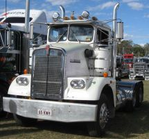 '65 Kenworth S2 Prime Mover by RedtailFox