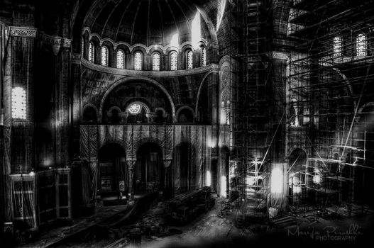 Saint Sava Temple - Work in progress by Piroshki-Photography
