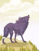Sister Wolf by Plaguedog