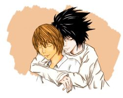 103 : Death Note : Yaoi 1 by witegots