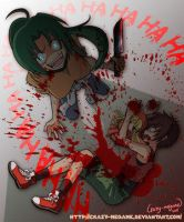 Higurashi-Finally I done it.. by AnimeFansClub