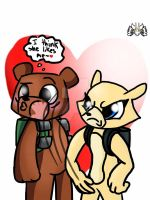 Happy V-Day Oliver!XD by Ai-Amaterasu