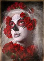 Day of the Dead by Isis-Gora