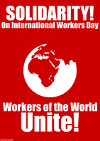 International Workers Day 1 by mclj10