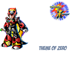 Zero wallpaper by CrossoverGamer