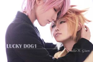LUCKY DOG1 Happy Ending by LiziJun