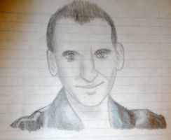 Christopher Eccleston... =P by NayaWhovian1016