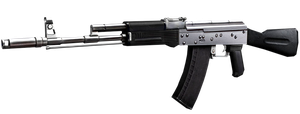 Render Alcad Ak74 by wagnermufc