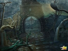 ERS Game Studios - Gothic Fiction - Entrance by deArcane