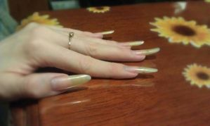 My Nails - Unpainted by renegade-chevy