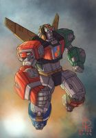 Voltron by phamngocthang