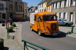 Citroen Type H by doulifee
