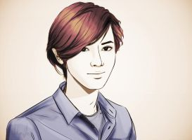 Chanyeol - EXO-K 2 by AdamaSto