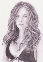 Kate Beckinsale by phantastes