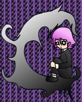 Me and my shadow2 - crona by TheUnknownlover