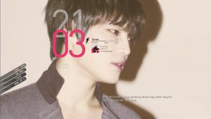 Kim Jaejoong2 - Desktop by ConnyAle