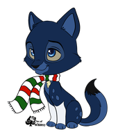 Chibi For Sapphire by JessiRenee