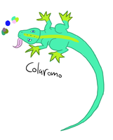 Colaramo by BlackDragonArtist