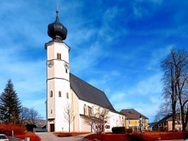The village church of Sankt Veit / Mkr II by patrickjobst