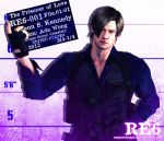The Prisoner of Love - Leon S. Kennedy by MayaRokuaya