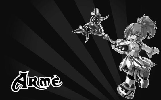 Grand Chase - Arme V1.5 by Pluberus