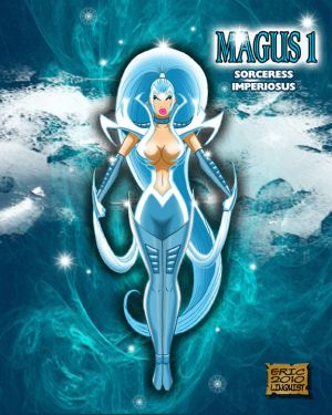 Sorceress MAGUS-1