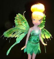 Absinthe Tinkerbell by S0WIL0