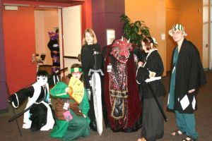 Our Skit group AnimeSTL 2010 by ShelandryStudio