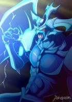 Obelisk The Tormentor by Yaoi-N0-Marik