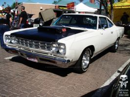 Plymouth Road Runner by HotCarsLadyARL-Raven