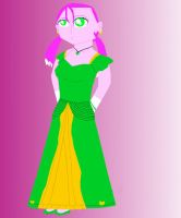 Jinmay's prom dress by gibina4ever